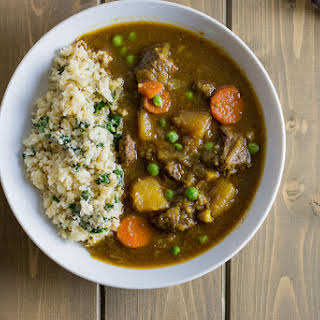 SCD Japanese Beef Curry.
