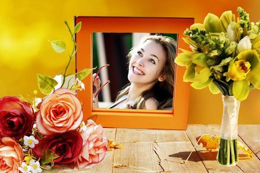 Floral Photo Frames  screenshots 4
