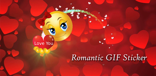Romantic Gif Stickers Apps On Google Play