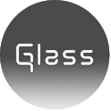 #Hex Plugin - Glass For Samsung OneUI icon