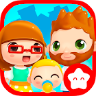Sweet Home Stories - My family life play house icon