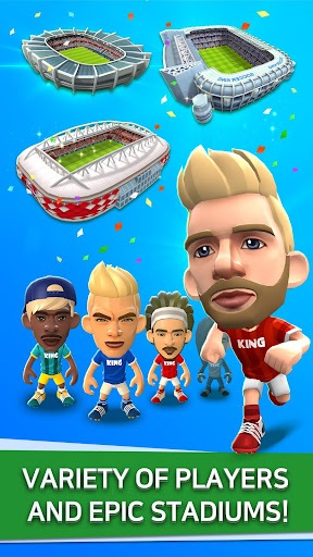 World Soccer King - Multiplayer Football 1.0.4 screenshots 5