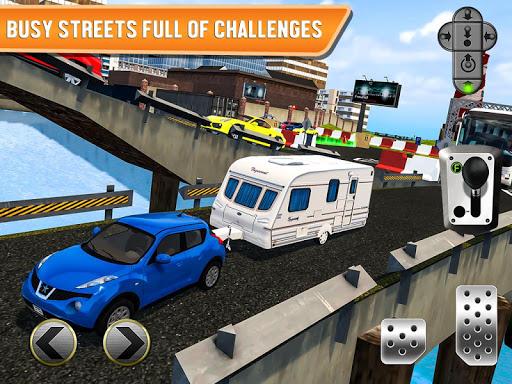 Ferry Port Trucker Parking Simulator apktram screenshots 6