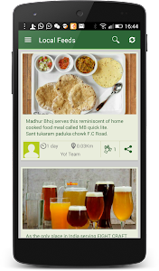 YoApp: Hyperlocal Food App screenshot 7