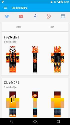 Skin Editor For Minecraft PE On Google Play Reviews Stats - Skin editor fur minecraft pe