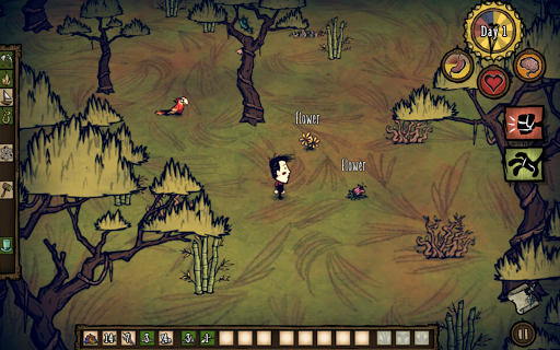 Don't Starve: Shipwrecked - screenshot