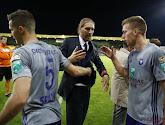 L'agent de Beric évoque un départ d'Anderlecht dès cet hiver