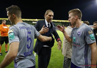 Marc Degryse zag het helemaal verkeerd lopen voor Anderlecht tegen Celtic Glasgow