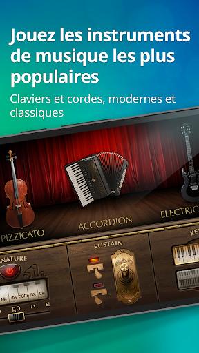 Piano - Jeux de musique cool pour clavier magique  captures d'écran 5