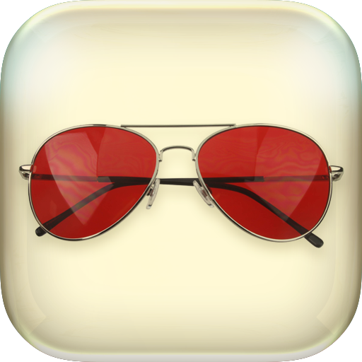 Glasses Photo Editor Icon