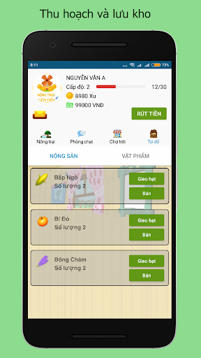 Chat Kiu1ebfm Tiu1ec1n - Chat Kiem Tien apkpoly screenshots 2