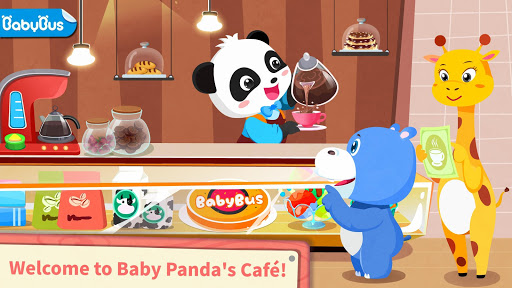 Baby Panda's Cafu00e9- Be a Host of Coffee Shop & Cook 8.24.10.00 7