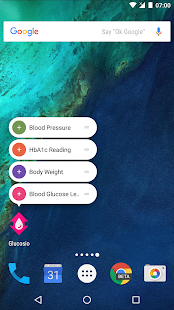 Glucosio: Diabetes Tracker- screenshot thumbnail