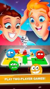 Parcheesi Ludo Multiplayer - Classic Board Game Screenshots