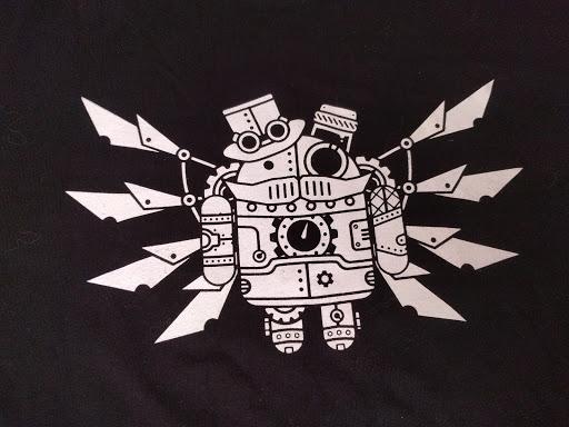 Design du tee shirt