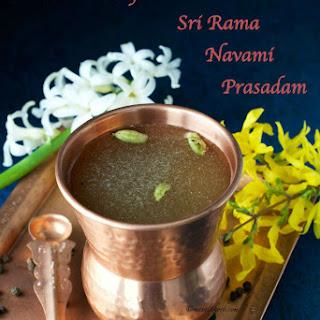 Panakam Recipe | How to make Panakam for Sri Rama Navami | Summer Drink.