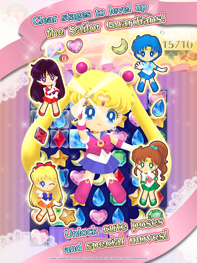 Sailor Moon Drops 1.20.0 screenshots 9