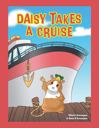 Daisy Takes A Cruise cover
