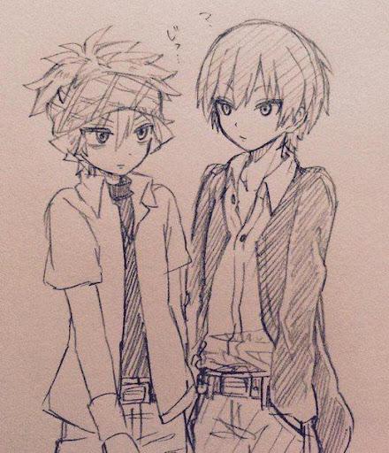 Drawing Anime Couple Ideas screenshots 6