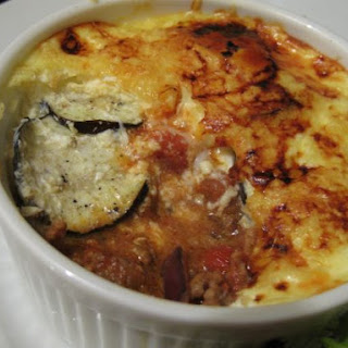 Mini Lamb Moussaka