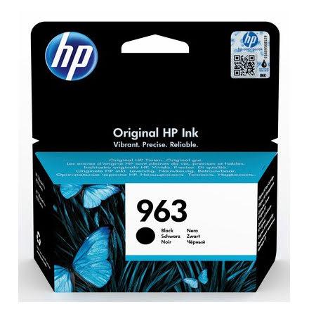 Bläck HP 963 3JA26AE svart