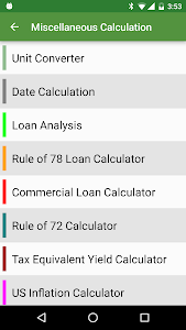 Financial Calculators Pro v2.4.9