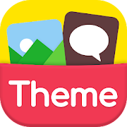 Phone Themeshop - wallpaper, kakaotalk theme