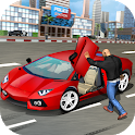 Gangster Driving: City Car Simulator Game icon