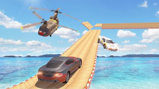 Mega Ramp Car Stunts Racing : Impossible Tracks 3D android2mod screenshots 8