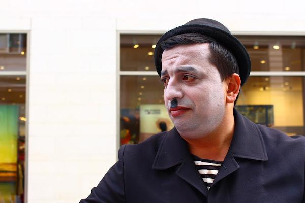 Wien's mime di elenabussotti