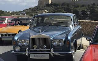 Rolls-Royce Silver Shadow I Rent Central Region