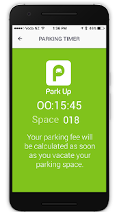 ParkUp Pay- screenshot thumbnail