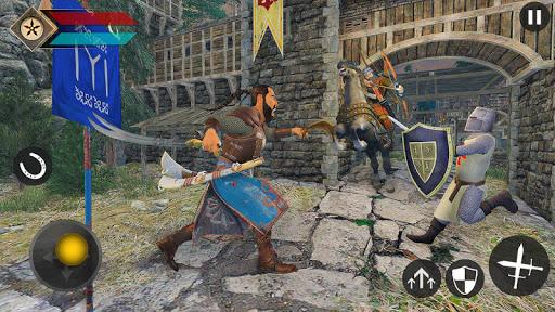 Ertuu011frul Gazi Game 2020:Real Mount & Blade Fight 1.0.7 screenshots 3