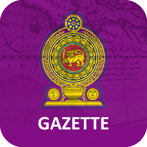 Gazette (Sri Lanka Government) - Apps on Google Play