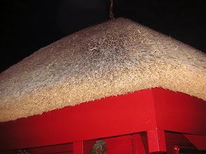 Photo: Fachmännisch ausgefürtes Strohdach