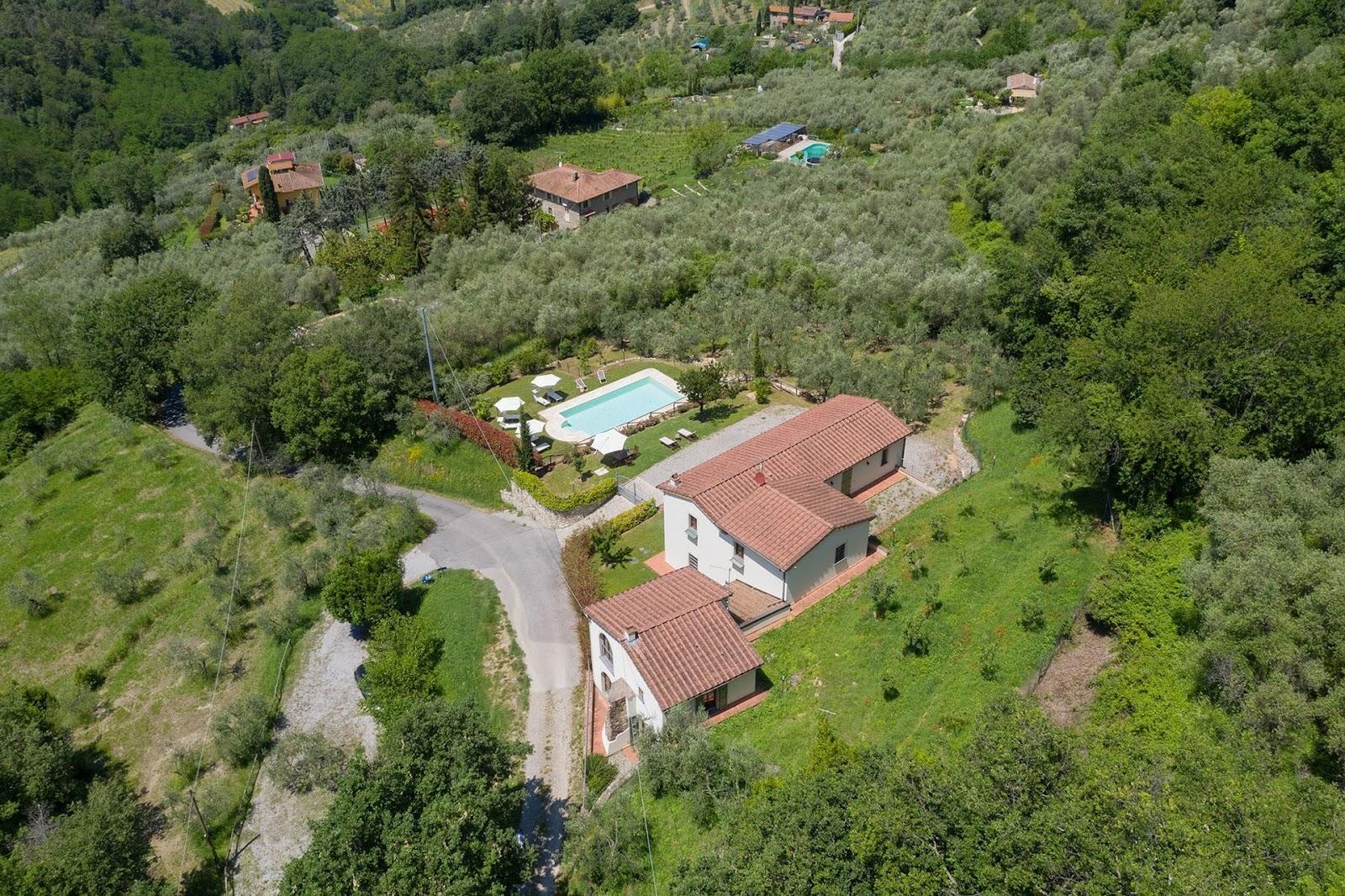 Ferienhaus Corte Paradiso (2570342), Monsummano Terme, Pistoia, Toskana, Italien, Bild 15
