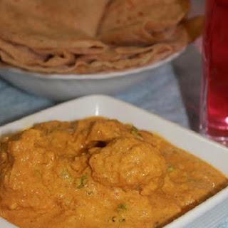 Hyderabadi Chicken Korma