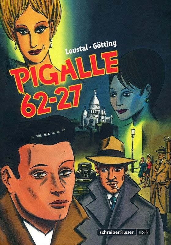Pigalle 62-27 (2013)