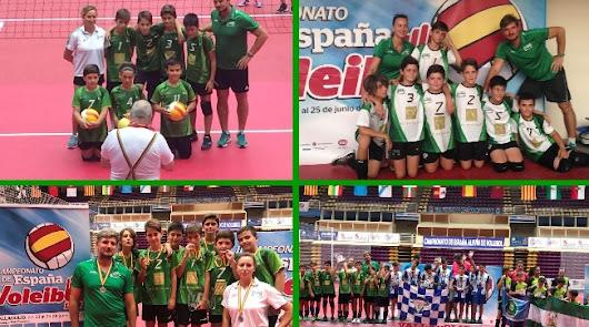 C.N. Almería, subcampeón de España en Valladolid