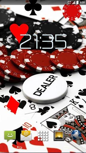 Royal Flush Poker Cards HD