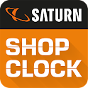 SATURN Shop Clock