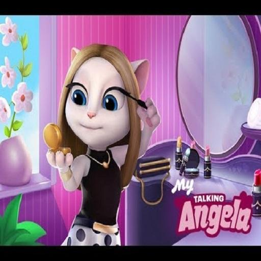 My Talking Angela Wallpaper HD Free Download – gameapks com