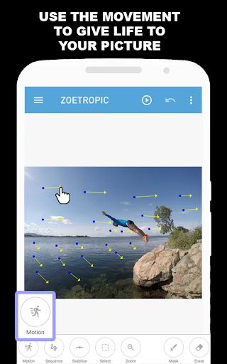 Zoetropic (free) - Photo in motion 1.4.99-free Screenshots 1
