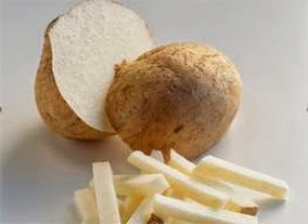 Làm trắng da hiệu quả với mặt nạ củ đậu
