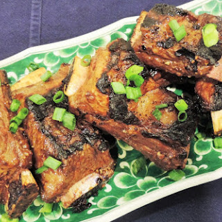Asian Grilled Short Ribs.
