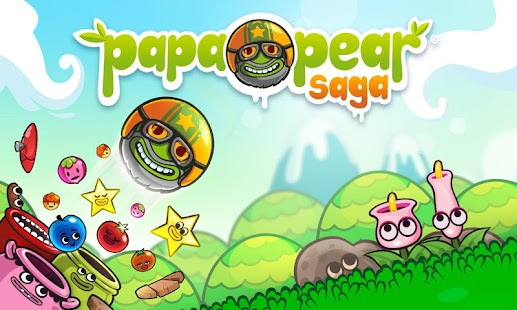 Papa Pear Saga Screenshot