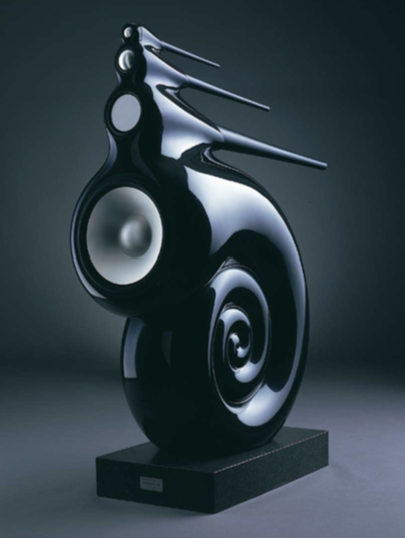bw bowers wilkins nautilus legendary original