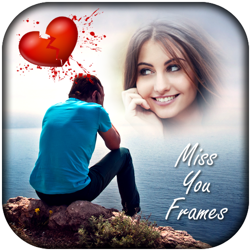 Miss You Photo Frames New HD - Apps on Google Play