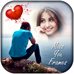 miss you photo frames new hd