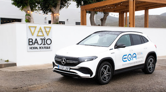 EQA, el eléctrico asequible de Grupo Saveres Mercedes-Benz